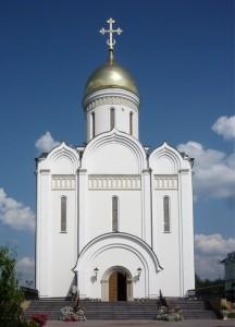 Спасский храм с. Усово
